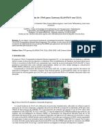 Implementación de  IPv6 para Gateway 6LoWPAN con CIAA