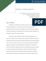 Lectura Feedback Efectivo y Evaluación Progresiva-(Retroalimentación)
