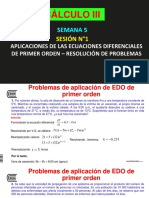 APLICACIONES de LAS ED - Resolucion de Problemas