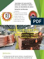 Perspectivas Del Cobre en El Mercado Nacional Ppt