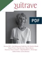 2015-03-ARQUITRAVE-Revista Colombiana de Poesía- # 60