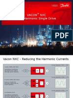 VACON NXC Low Harmonic Single Drive AFE