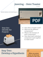 reverse engineering - toaster