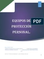 Equipos de Proteccion Personalcon Indice