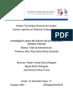 Investigacion Macro y Micro Entorno