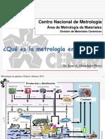 Metrología en Química- Antonio Guardado