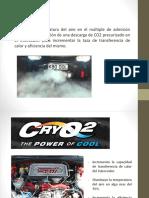 CO2 aplicacion