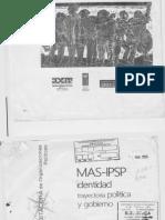 2014, MAS-IPSP Yampur Pinto y Otros