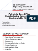PP Film Manufacturing