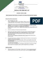 35. Filter Setup DMI 65