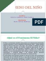 Fenómeno Del Niño