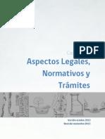Vol1Cap3LegislaciónNormativaTramitesNoviembre2013 - 1