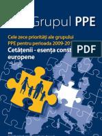 2009 2014group Priorities Ro1