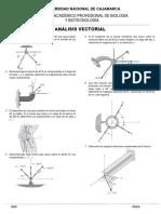 Ejercicio vectores mecanica general