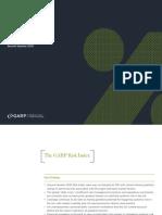 Risk Index FInal 2010