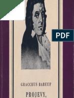 Babeuf, Gracchus