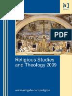 2009 Ashgate Religion