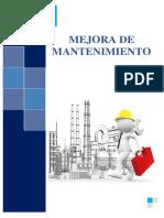 Trabajo de Mantenimiento 6.4 Añadido de Ficha Tecnica