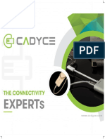 Cadyce Catalog 2018