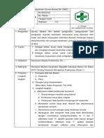 SOP SMD PKM Semuntul Terbaru