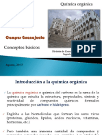 1. Conceptos Básicos Quimica Organica