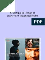 Analyse de l'Image Publicitaire
