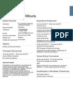 Curriculum Julio