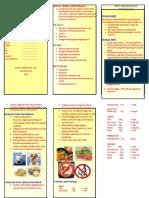 Leaflet Diet Dm Nefropati Ekayanti