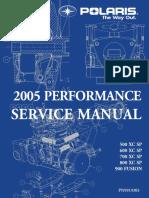 2005 Polaris 600 XC SP SNOWMOBILE Service Repair Manual.pdf
