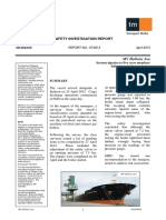 Mv Hellenic Sea_final Safety Investigation Report
