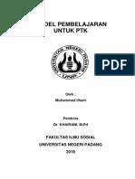 Langkah-langkah Model Pembelajaran UNTUK PARIAMAN.docx