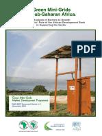 Africa Off Grid Solar
