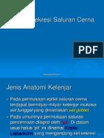 Slide Kuliah Fisiologi Sekresi
