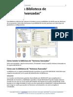 Archicad_Ventanas Avanzadas