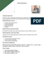Resume  College.docx