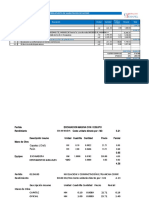 Presupuesto Rehabilitacion de Acceso y Apertura de Trocha1
