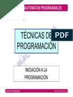1 Tecnicas de Programacion Inicio