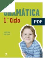 Gramática 1 Ciclo Nova Versão