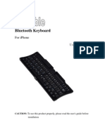 MP-0118 Keyboard User's Guide_iPhone