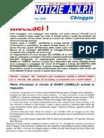 Notiziario ANPI Chioggia n. 38