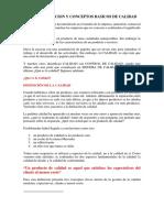Tema 4 - Evolucion y Conceptos Basicos de La Calidad (2) (1)
