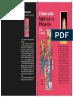 El Demonio Andino. Arguedas en La Obra De Mario Vargas Llosa