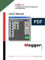 Manual for FrejaWin 6-2