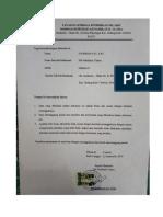 Surat Pernyataan Kepsek PDF