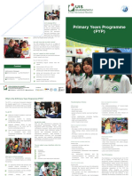 Primary Programme for Best IB Results International School China Guangzhou