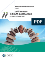 Competitiveness in South East Europe