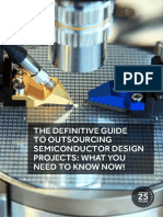 The Definitive Guide to Outsourcing Semiconductor Design Projects What You Need to Know Now