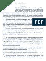Resumo das aulas - DELTA - CERS - direito penal.