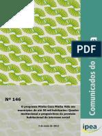 2012. MCMV Avaliação institucional.pdf