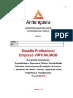 Desafio Profissional Empresa VirtualMob
